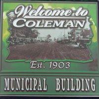 Village Of Coleman